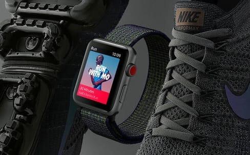 """Les précommandes de l'Apple Watch Nike+ """"Midnight Fog"""" ont commencé"""