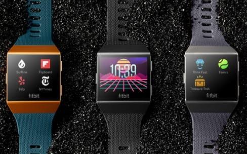 Fitbit lance la boutique d'applications de la Ionic