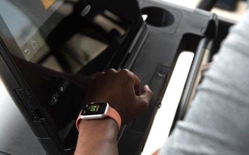 Des tests de l'Apple Watch dans des salles équipées deGymKit