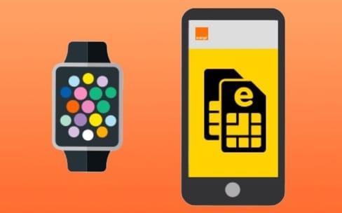 Apple Watch Series 3 :Orange demande à des clients de réactiver leur forfait cellulaire