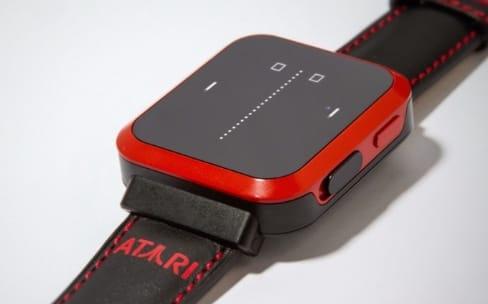 Gameband : une montre pour les nostalgiques des jeux Atari