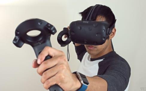 HTC prépare un casque VR plus abordable que le Vive