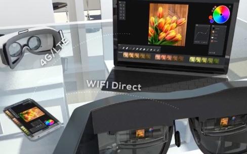 Samsung dévoile ses projets de réalité virtuelle et augmentée