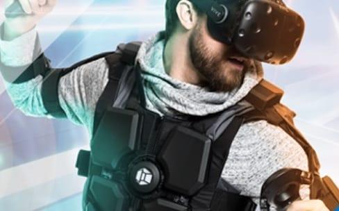 Hardlight VR Suit : une combinaison pour la réalité virtuelle