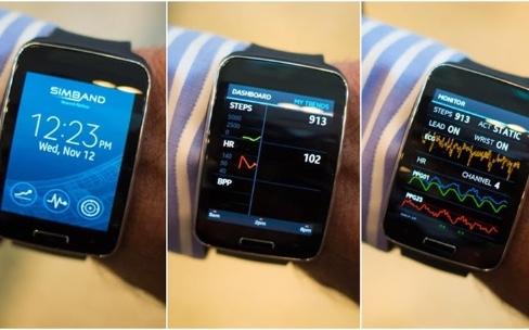 Simband, le bracelet de Samsung qui voulait impressionner l'AppleWatch