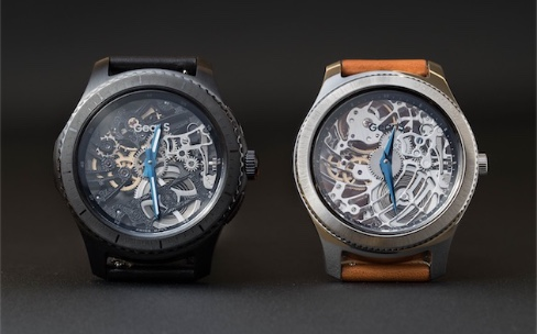Samsung déguise ses montres pour Baselworld 2017