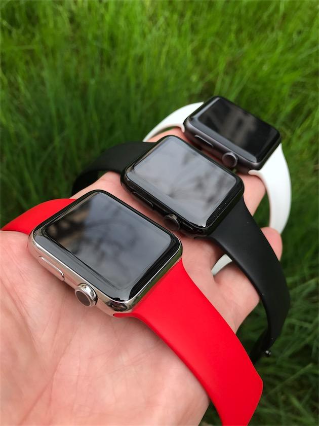 Témoignages   acier, alu, Series 1 ou 2… quelle Apple Watch choisir ... a88aad0ecc7f