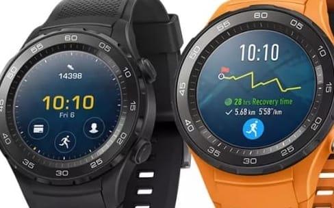 Huawei ne croit pas trop aux montres connectées