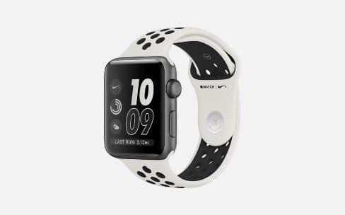 Apple Watch Nike+ : nouvelle édition limitée avec un bracelet original