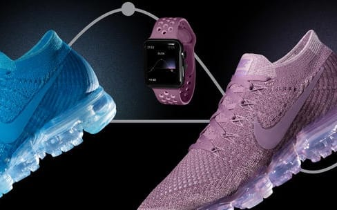 Nouveaux bracelets Nike pour l'Apple Watch
