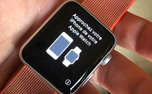 watchOS 4 revoit la procédure de jumelage entre l'Apple Watch et l'iPhone