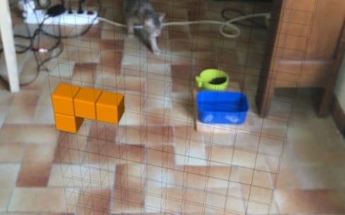 ARKit: Tetris en réalité augmentée