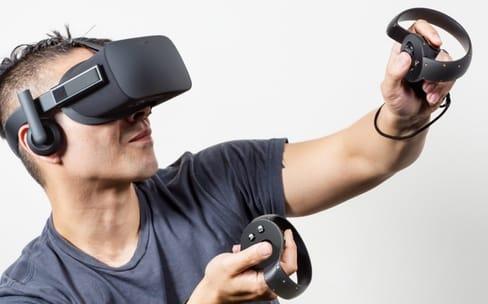 Promo : l'Oculus Rift et ses contrôleurs pour 449 €
