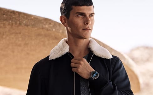 La Tambour Horizon de Louis Vuitton est une montre connectée fort onéreuse
