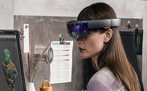 Pour HoloLens 2, Microsoft développe sa propre puce d'intelligence artificielle