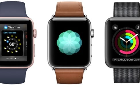 Les ventes d'Apple Watch augmentent de 50 %