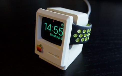 W3 Stand : un Mac idéal pour l'Apple Watch