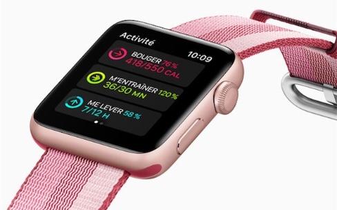Apple et un assureur aimeraient distribuer des millions d'AppleWatch