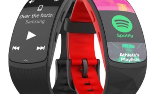 GearFit2Pro, Samsung va améliorer son bracelet connecté