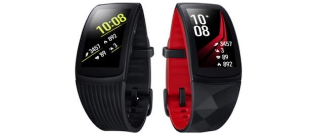 La deuxième nouveauté est une montre Gear Sport qui vise, comme son nom  l indique, ceux qui aiment l effort. Elle conserve son design à écran rond  avec une ... 064dee55a4a5