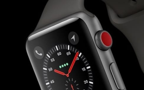 L'Apple Watch Series 3 coupe le fil avec l'iPhone