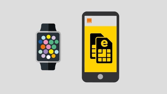 orange 5 par mois pour la connexion cellulaire de l apple watch series 3 watchgeneration. Black Bedroom Furniture Sets. Home Design Ideas