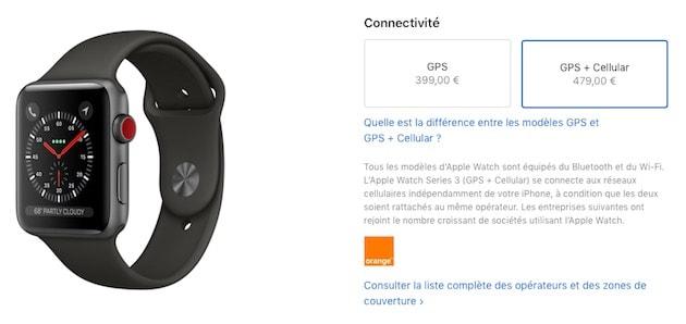 Multi Sim L Apple Watch Ou L Ipad Chez Orange Watchgeneration