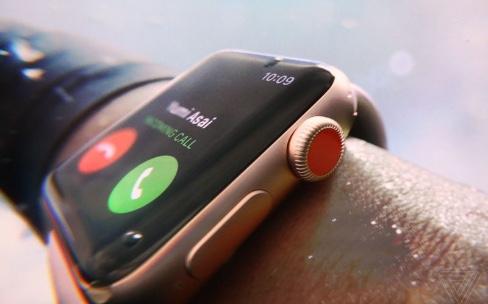 watchOS 4.0.1 corrige le bug de connexion cellulaire