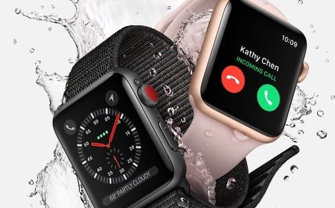 Et si l'on parlait de watchOS 4 et des Watch Series 3