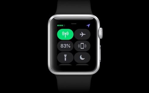 Premiers pas avec l'Apple Watch Series3 et un forfaitSosh