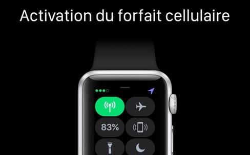 Apple Watch Series 3 : toujours des difficultés pour configurer l'accès au réseau Orange