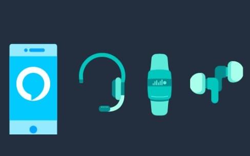 Amazon veut Alexa partout, y compris dans les écouteurs et les montres