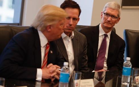 La Maison-Blanche bannit l'AppleWatch et même les traqueurs d'activité