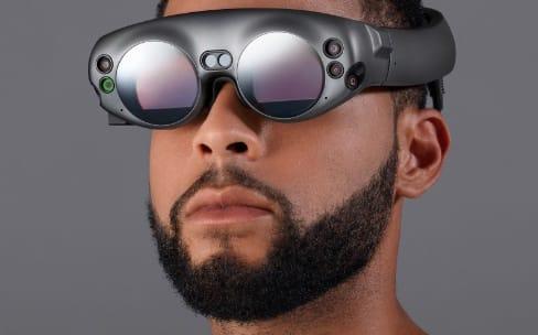 Apple s'est discrètement intéressée à la réalité augmentée au CES