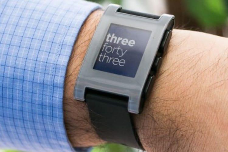 Fitbit : un délai de grâce pour le support de Pebble
