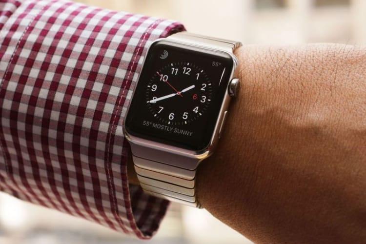L'Apple Watch s'est très bien vendue à Noël dernier