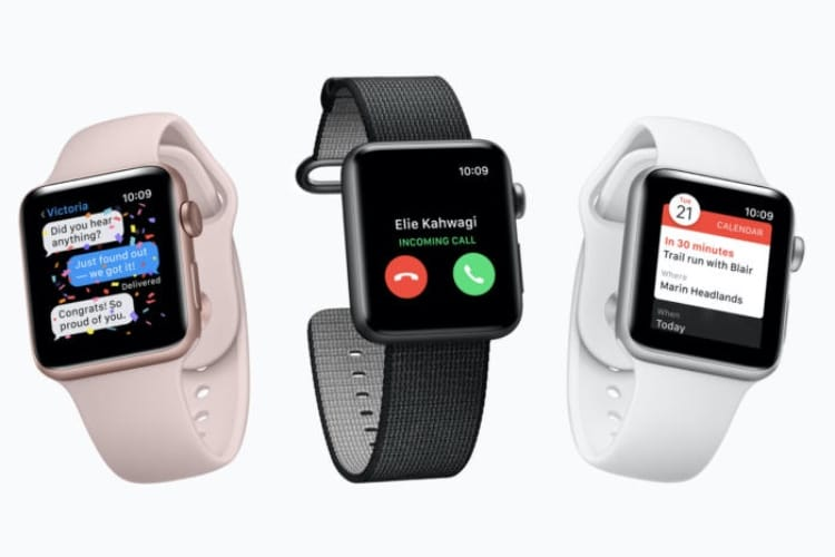 Les «wearables », deuxième source de croissance d'Apple