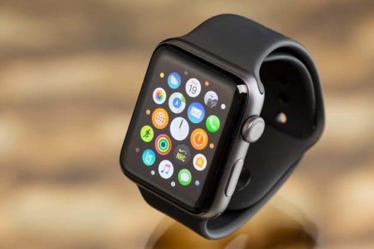 L'Apple Watch a explosé le record de Fitbit au dernier trimestre 2017