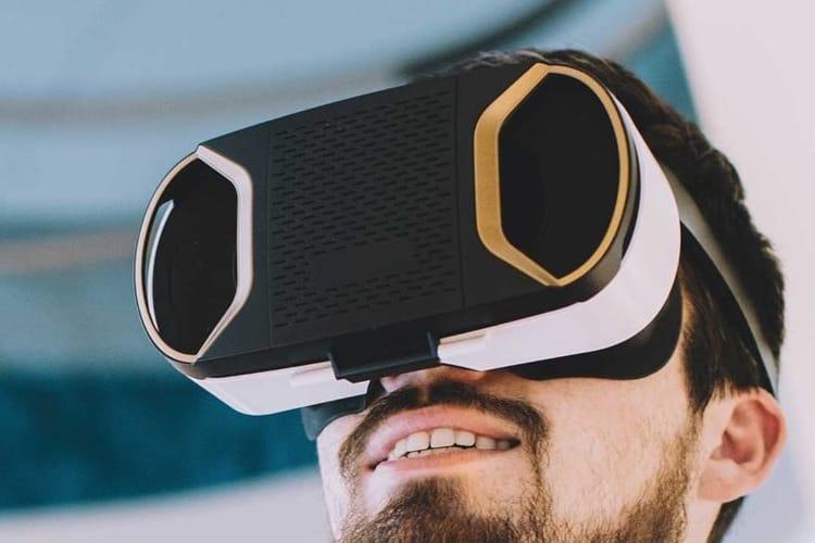 Apple [n'] investit [pas] dans un fournisseur de composants d'écrans pour la réalité augmentée