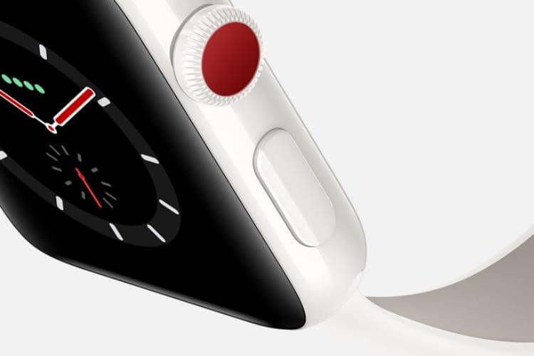 Fin 2017, les ventes d'Apple Watch ont dépassé celles de l'industrie horlogère suisse