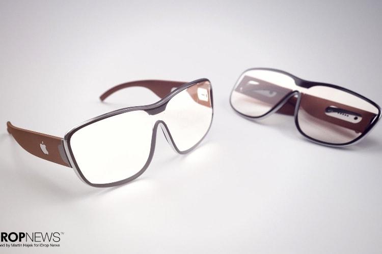 Galerie: un concept de lunettes de réalité augmentée Apple