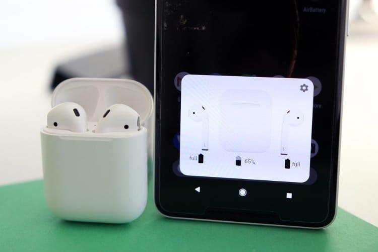 Sur Android aussi, les AirPods peuvent savoir s'ils sont dans des oreilles