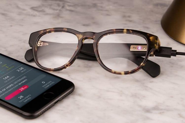 Level : des lunettes qui font traqueur d'activité, ou l'inverse