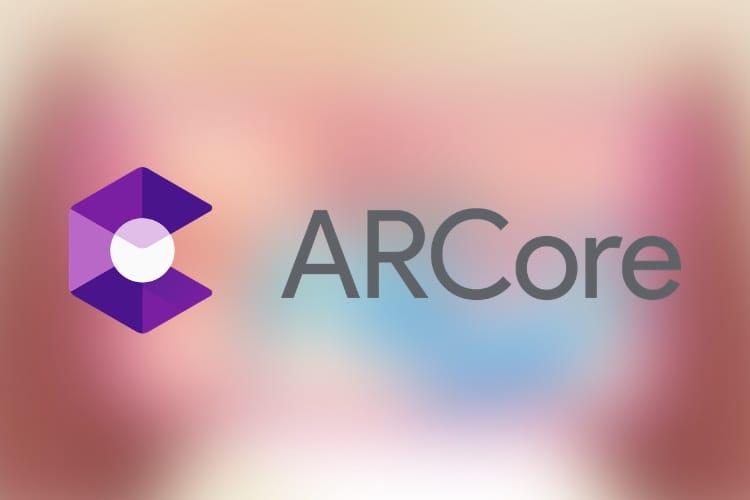 ARCore, la réponse de Google à ARKit, est disponible en version 1.0