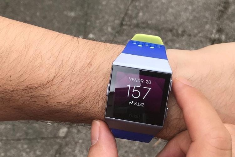 Fitbit va miser sur les montres connectées pour se relancer