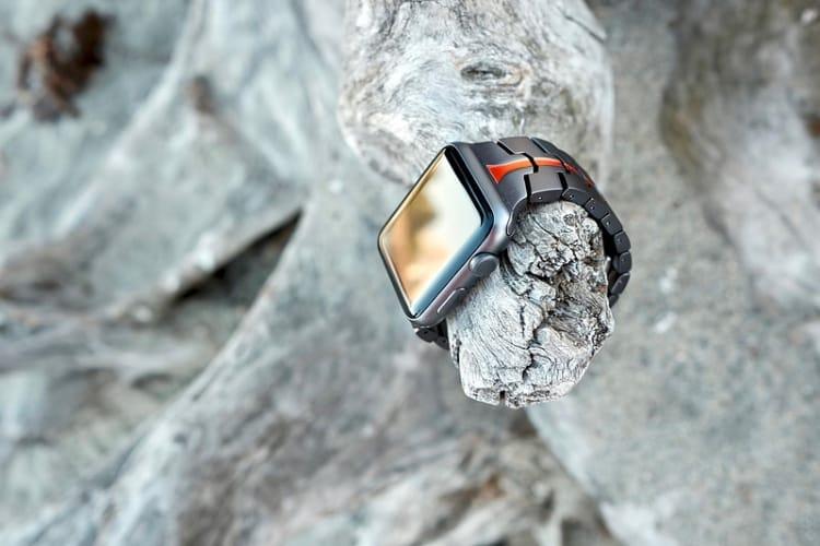 JUUK : des bracelets métalliques originaux pour l'Apple Watch