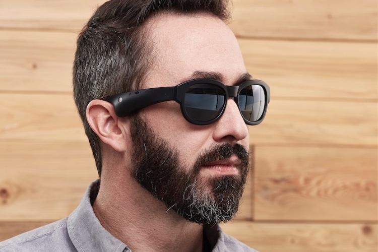 Bose a conçu des lunettes de réalité augmentée sonore