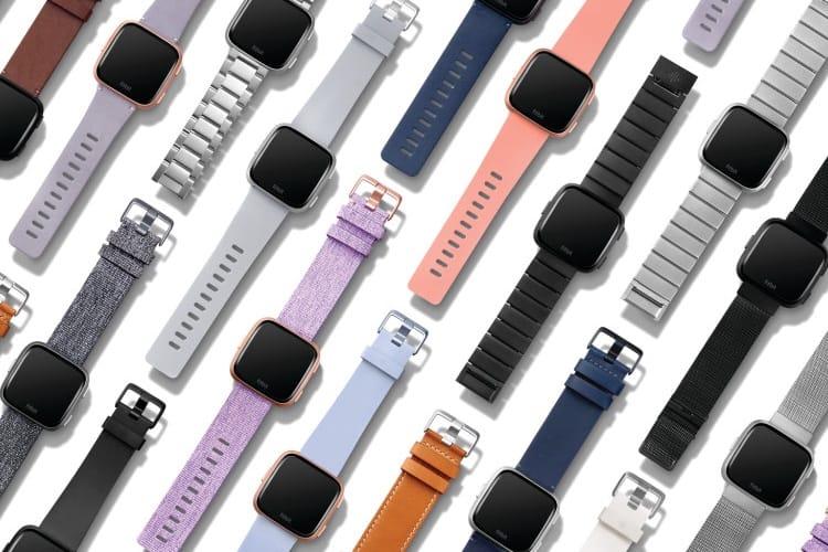 Fitbit dévoile sa nouvelle montre connectée, la Versa