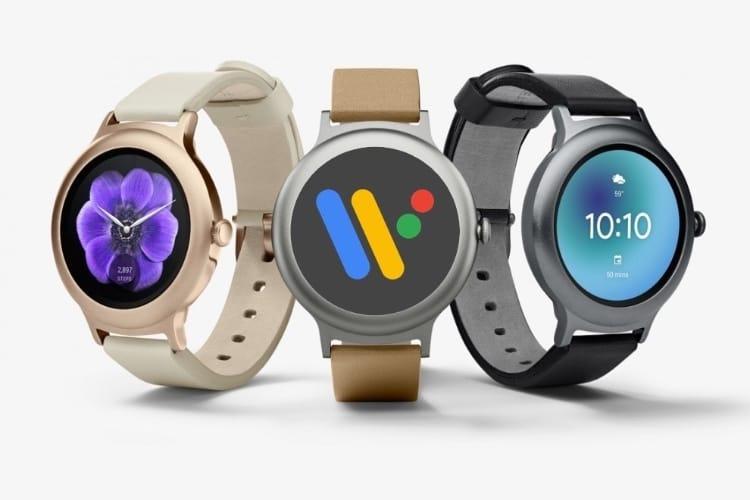 Android Wear devient Wear OS pour mieux courtiser les utilisateurs d'iPhone