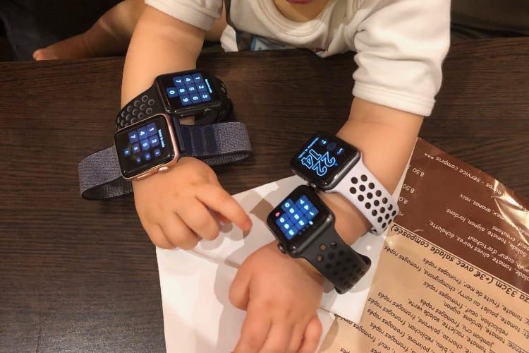 L'Apple Watch ne passionne personne, selon Fitbit